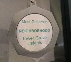 Nextdoor award